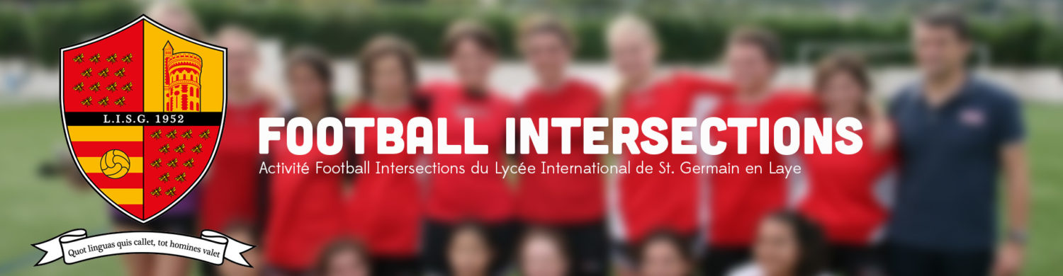 Site du club Football intersections